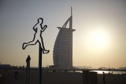 Run in Dubai