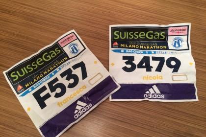 La mia Maratona di Milano