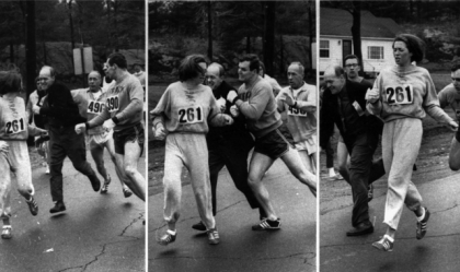 La Maratona di Boston | Fattore Donna