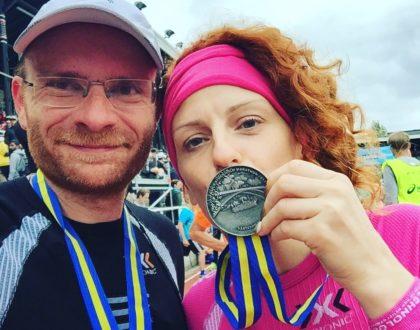 Maratona di Stoccolma | Coraggio, Determinazione e Squadra