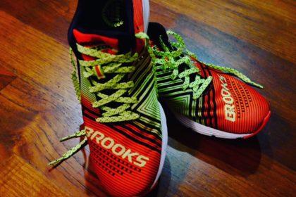 Una Corsa Tutta Nuova | Le mie Brooks Hyperion