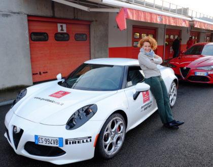 Corso di Guida Sportiva | In pista con Alfa Romeo